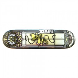 Deck SK8MAFIA Stained Turner 8,12""